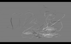 Leapmotion drawing